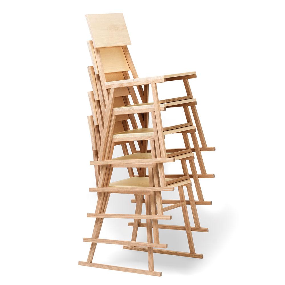 Stuhl Stapler