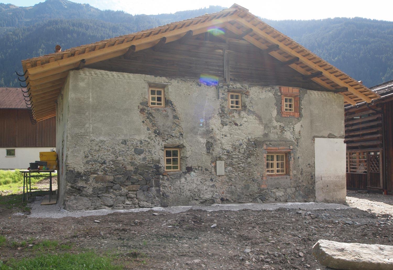 Haus Rudigier vorher