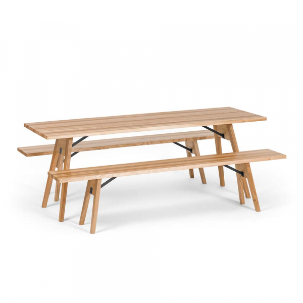Tisch Klapper 200